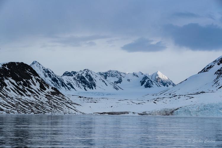 Nordstjernen 19 mai - Bruceneset et Raudfjorden