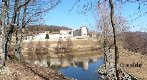 1er mars 2012 - Boffres - les châteaux