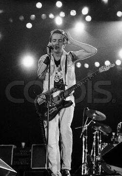 La Saga du Clash - épisode 35 - Concerts 1983 ou Bye bye Mick!