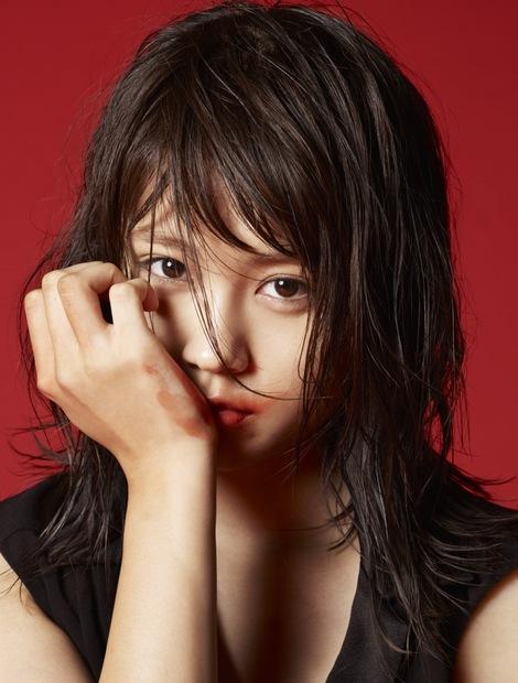 Models Collection : ( [GQ Japan WEB] - |2015.09.20| WOMAN Muse - GQ Women 2015 Special 2/14 / Kasumi Arimura/有村架純 )