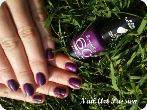 Rimmel London - Purple reign !