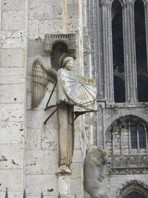 Jules et Max à Chartres aux Archives départementales