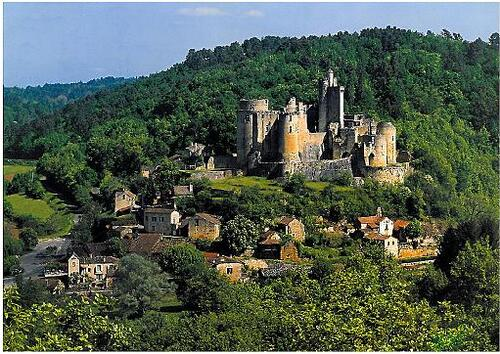 Le mystère du château de Bonaguil