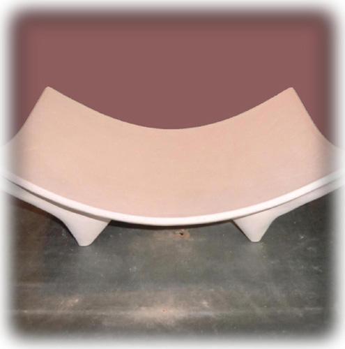 Centre de table rectangulaire