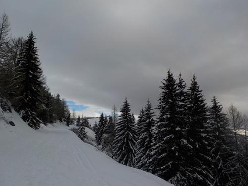 DOMANDALAS  photos randonnée neige