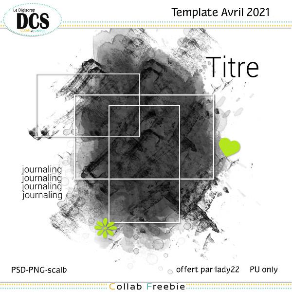 Templates DCS-Avril 2021