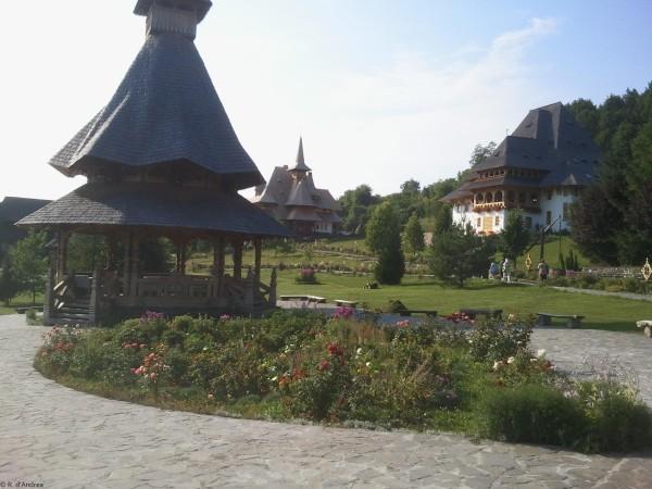 Province de Maramures, Monastère de Bârsana 4