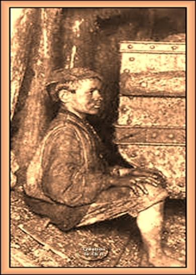 Les enfants des mines