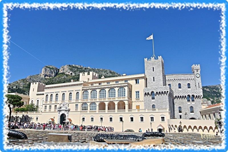 Début de notre virée à Monaco