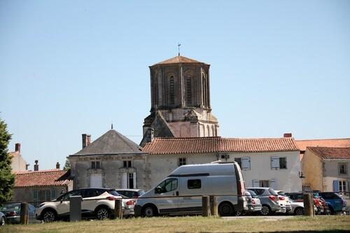 Le village de Vouvant