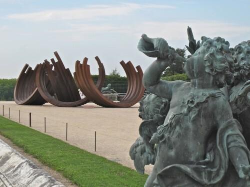 Venet arc x 28 Versailles 1