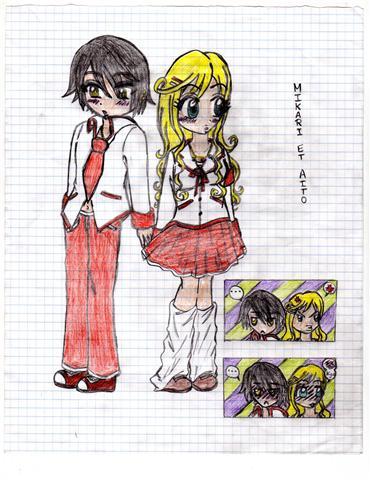 Mikari et Aito (3)