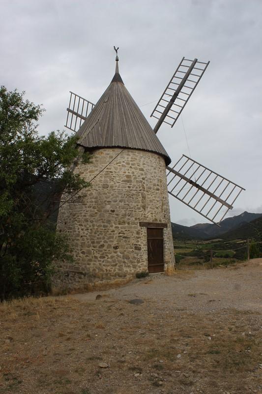 Cucugnan-Le Moulin d'Omer