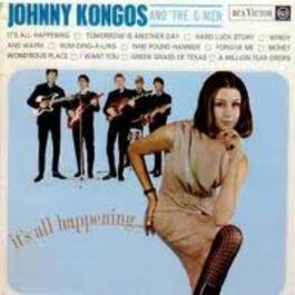Johnny Kongos & The G-Men -une autre ver de( Forgive Me) must du popcorn
