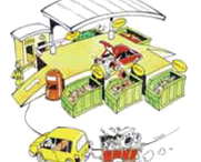 Collecte des déchets encombrants