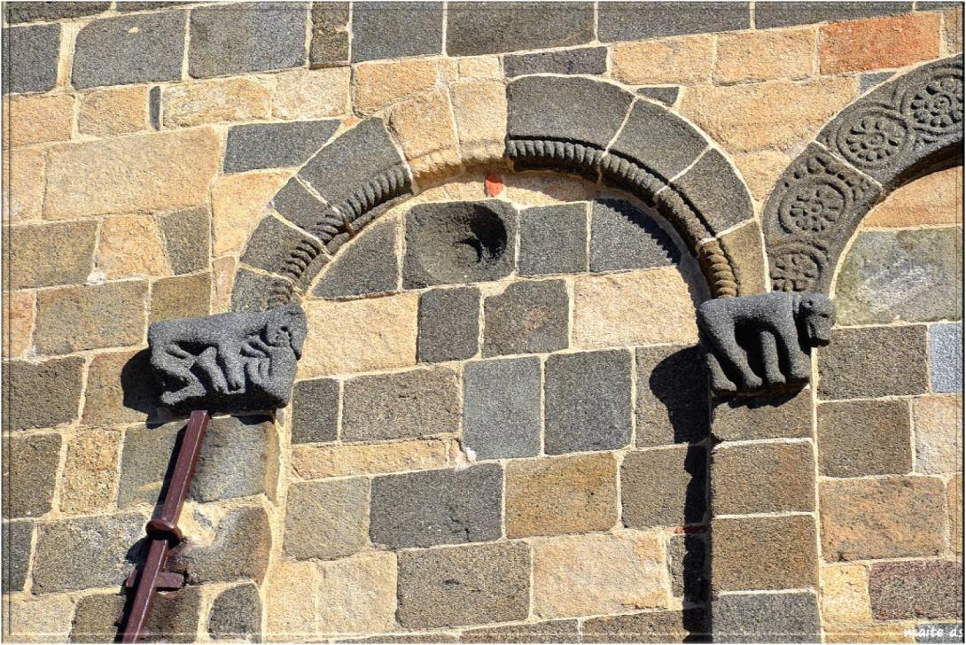 Eglise de la Trinité - Aregno - Corse