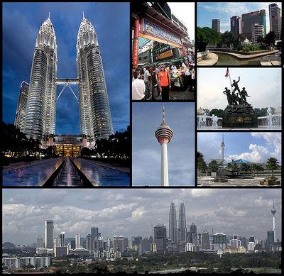 Blog de lisezmoi :Hello! Bienvenue sur mon blog!, La Malaisie : Kuala Lumpur