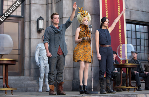 Hunger Games 2 : Photos