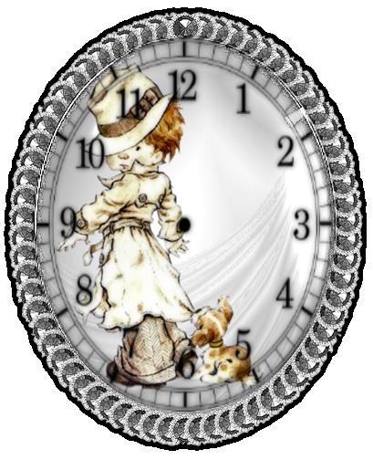 cadrans d'horloges 2