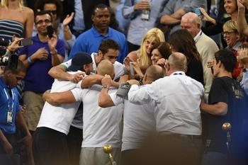 Cilic et son équipe, la victoire d'un collectif