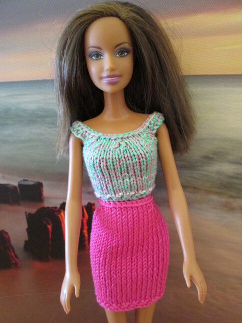 BOUTIQUE 50 BARBIE
