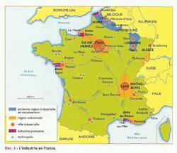 Géographie : les paysages industriels CE2