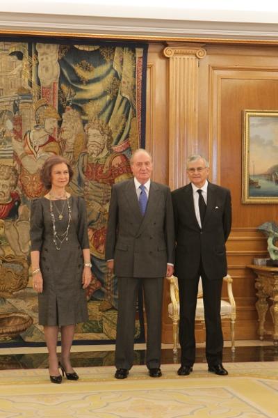 Juan Carlos et Sofia