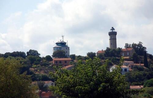 Le phare d'Alistro
