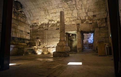 « L'hôtel de ville » de Jérusalem au temps de Jésus, découvert - Terre Sainte
