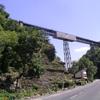 Le Viaduc du Rouzat proche de Gannat