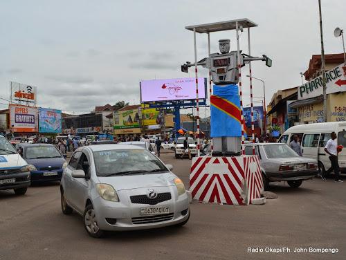 ROBOT ROULAGE EN RDC