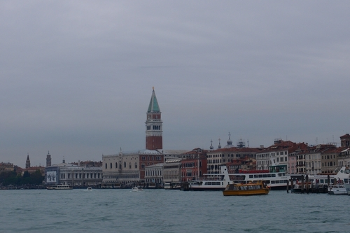 Venise 2013 - Promenade sur la lagune