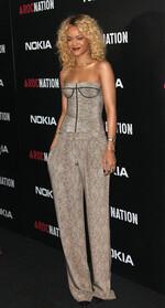 """Rihanna au brunch des """"Pré-Grammy"""" !"""