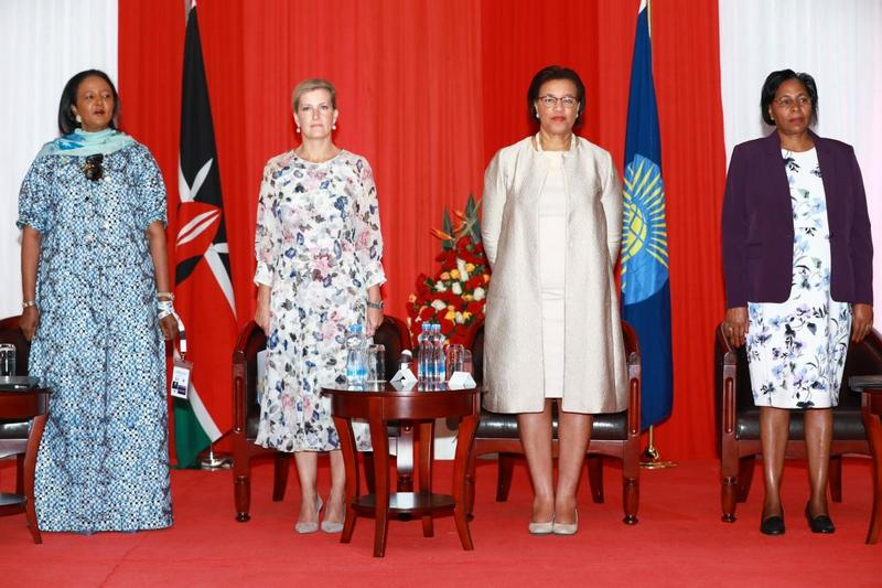 12th Commonwealth Women's Affairs Ministers Meeting