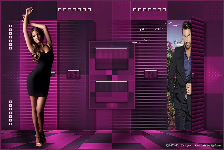 K@D's Psp Design ~ Open Door