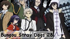 Bungou Stray Dogs 28