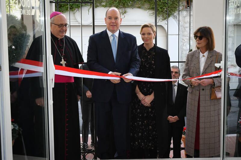 Inauguration de la maison diocésaine
