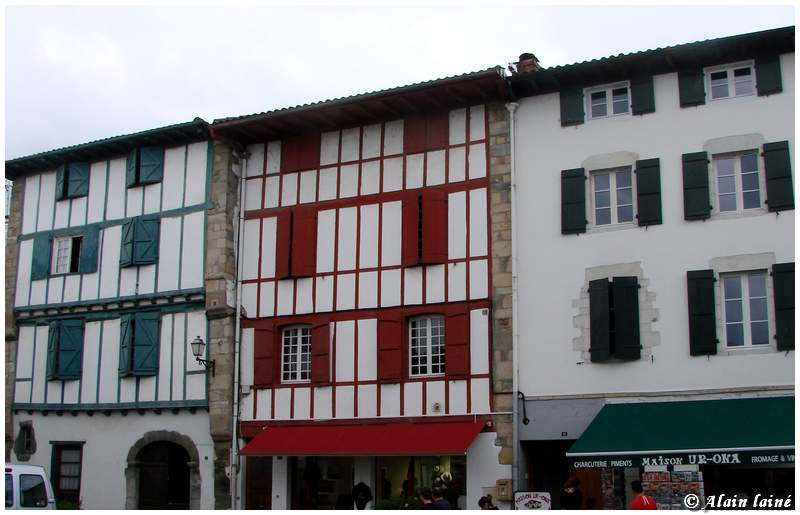 Espelette - Pays Basque (2/2)