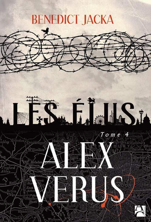 Alex Verus, Tome 4 : Les élus de Benedict Jacka. sortie le 8 février 2019 aux Éditions Anne Carrière.
