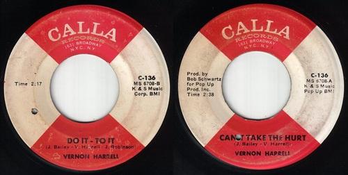 VERNON HARRELL - DO IT - TO IT