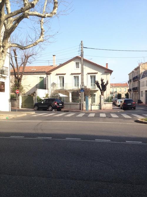 Boulevard des Arceaux Montpellier