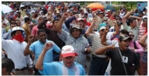 Honduras resiste 30junio08