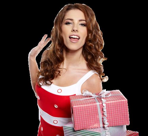 Femmes de Noël Série 8