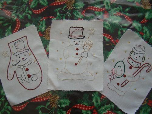 nouveau projet!! snowman!!!