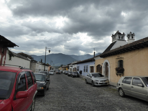 Jour 16, (2)  Guatemala,  Antigua
