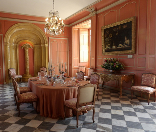 Le château de Villandry ( 2 )
