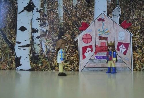 """Projet """"Film d'animation et conte"""" (Clinostale)"""