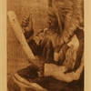 29The ivory carver, Nunivak
