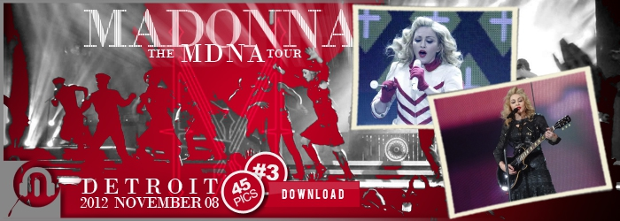 The MDNA Tour - Detroit - Pictures 3