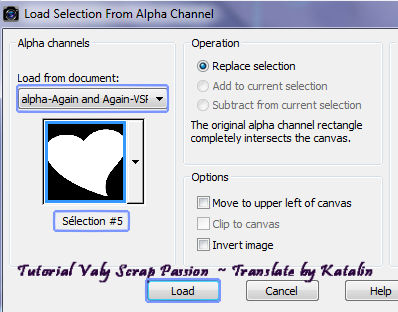 Tutorial Valy Scrap Passion ~ Again and Again